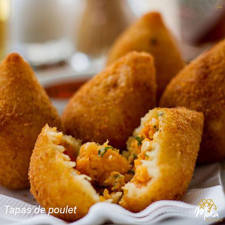 Tapas poulet à la brésilienne MOKA Boucherie
